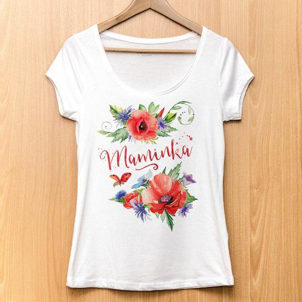 Maminka | dámske tričko