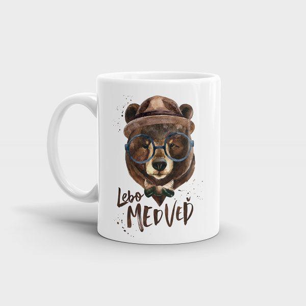 Lebo medveď | hrnček