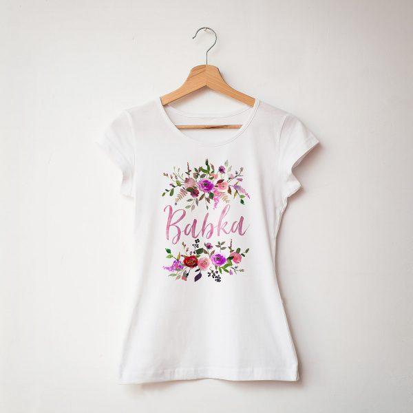 Babka | dámske tričko