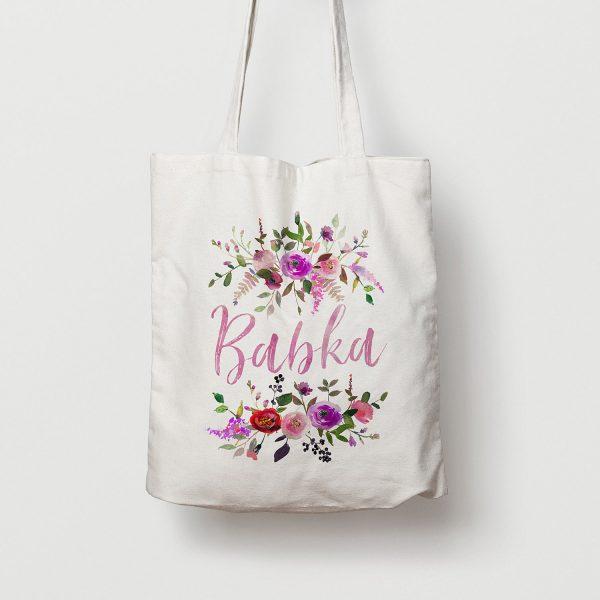 Babka | plátená taška