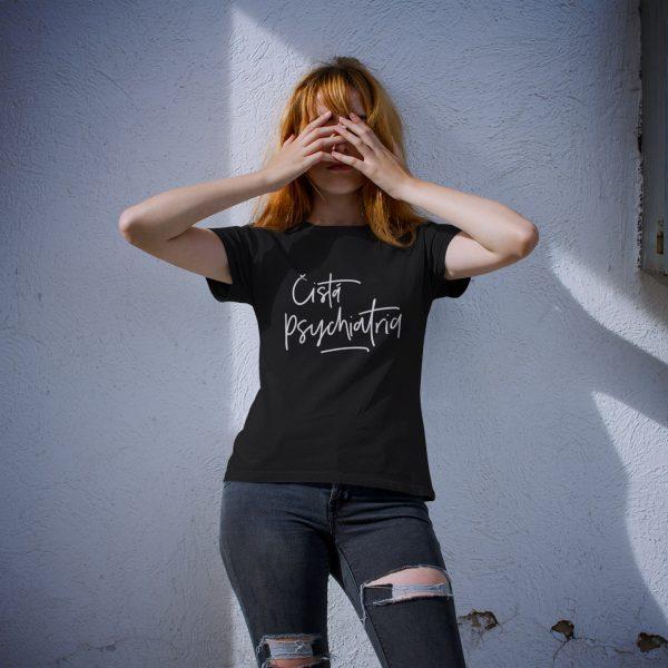 Čistá psychiatria | dámske tričko