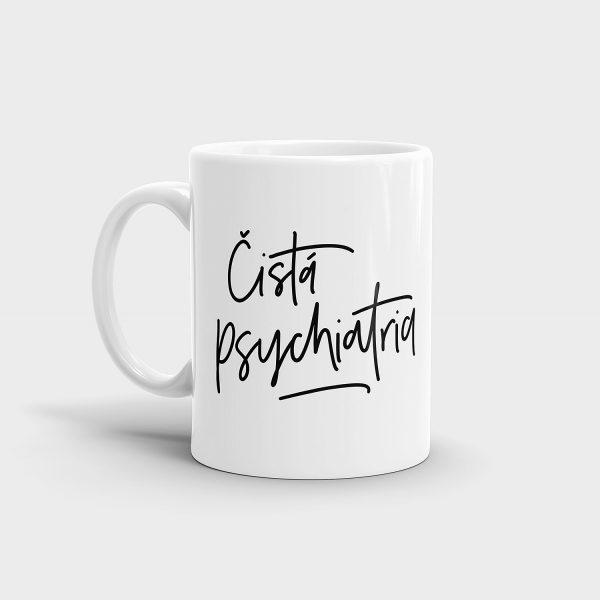 Čistá psychiatria   hrnček