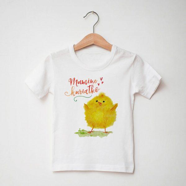 Mamine kuriatko | detské tričko