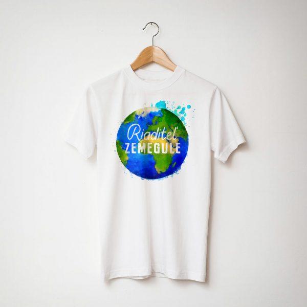 Riaditeľ zemegule | pánske tričko