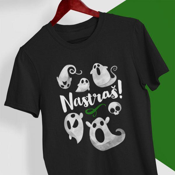 Nastraš! | pánske tričko